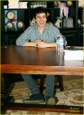 David Archuleta Signs Books With A Smile